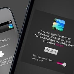 Tactoo app